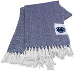 Penn State Farmhouse Throw Blanket