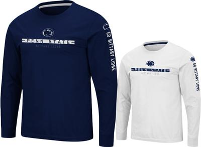Colosseum - Penn State Colosseum Blitzgiving Long Sleeve Shirt