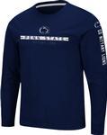 Penn State Colosseum Blitzgiving Long Sleeve Shirt NAVY