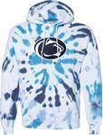 Penn State Tie Dye Logo Hooded Sweatshirt SW