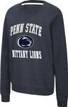 Penn State Colosseum Women's Genius Crewneck Sweatshirt