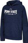Penn State Colosseum Youth Pods Hooded Sweatshirt NAVY
