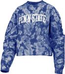 Penn State Campus Corded Cropped Crewneck Sweater