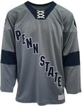Penn State Men's Lance Hockey Jersey GREY