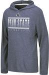 Penn State Colosseum Youth Treedome Long Sleeve Hooded Sweatshirt NAVY