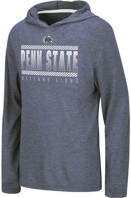 Colosseum - Penn State Colosseum Youth Treedome Long Sleeve Hooded Sweatshirt