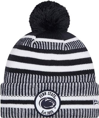 New Era Caps - Penn State New Era Sport Knit Hat