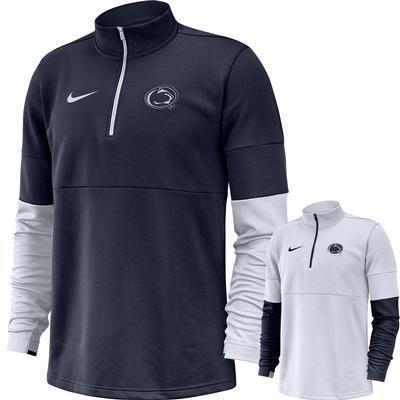 NIKE - Penn State Nike Therma Quarter Zip