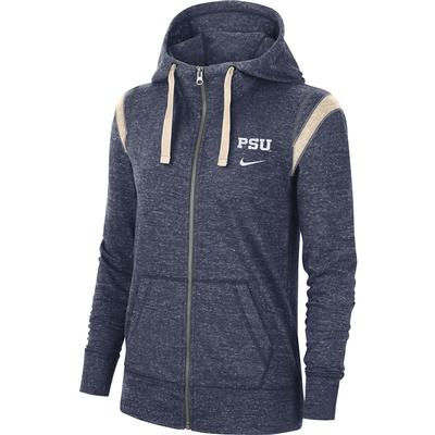 NIKE - Penn State Nike Women's Vintage Gym Hooded Sweatshirt