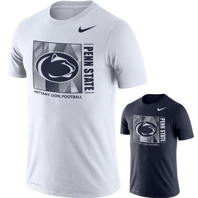 NIKE - Penn State Nike DFCT Team Issue Sideline T-shirt