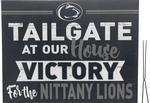 Penn State Tailgate Lawn Sign NAVYWHITE