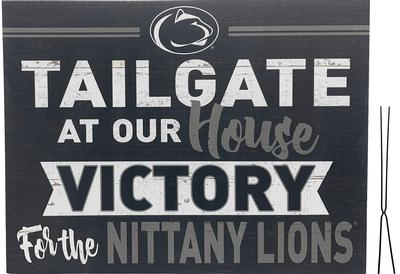 KH Sports Fan - Penn State Tailgate Lawn Sign