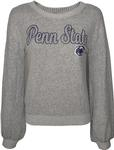 Penn State Women's Venture Long Sleeve Shirt GREY