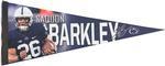 Penn State Saquon Barkley Pennant