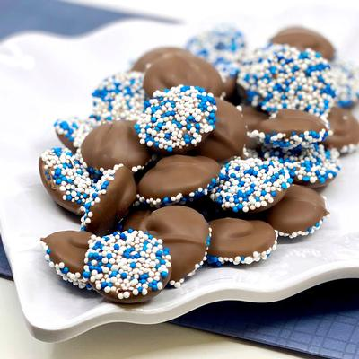 Nibbles & Bits - Nibbles and Bits Milk Chocolate 4 Oz. Nonpareils