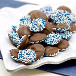 Nibbles and Bits Milk Chocolate 4 Oz. Nonpareils