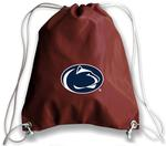 Penn State Football Drawstring Bag
