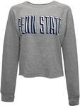 Penn State Women's Knobi Cropped Crewneck Sweatshirt