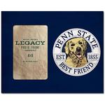 Penn State Dog Picture Frame