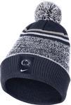 Penn State Nike Sideline Knit Pom Hat