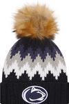 Penn State New Era Glacier Knit Hat