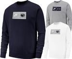 Penn State Men's Nike Tag Crewneck Sweatshirt