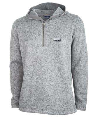 The Family Clothesline - Penn State Quarter Zip Fleece Hooded Sweatshirt