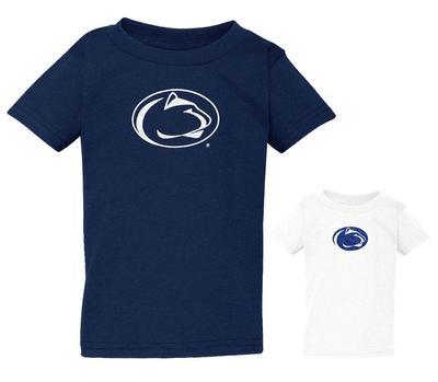 The Family Clothesline - Penn State Toddler Sparkle Logo T-shirt