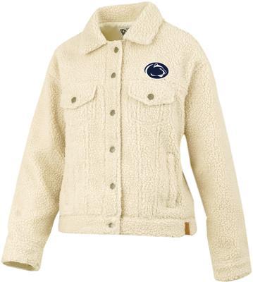 Press Box - Penn State Women's Yeti Fuzz Jacket