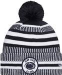 Penn State New Era Youth Sport Knit Hat NAVYWHITE