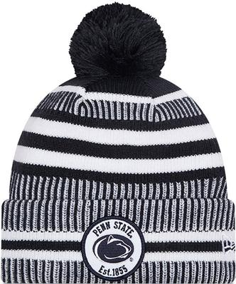 New Era Caps - Penn State New Era Youth Sport Knit Hat