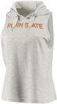 Penn State Women's Frontline Tank Hooded Sweatshirt