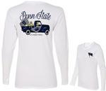 Penn State Women's Freedom Long Sleeve Shirt