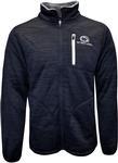 Penn State Fast Track Full Zip Jacket NAVY