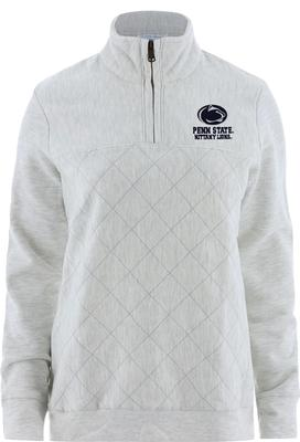 Champion - Penn State Champion Women's Reverse Weave Quilted Quarter Zip