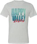 Penn State Happy Valley Far Out T-Shirt WHITE FLECK