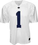 Penn State Men's Lance Football Jersey WHITE