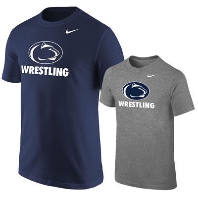 NIKE - Penn State Nike Youth Wrestling T-Shirt