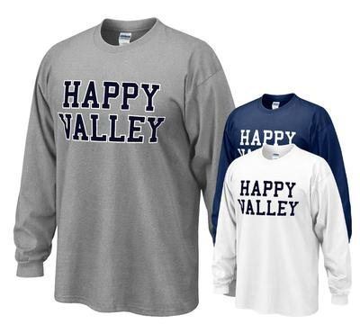 The Family Clothesline - Penn State Happy Valley Long Sleeve T-Shirt