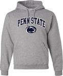 Penn State Arch Logo Hooded Sweatshirt OXFRD