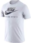 Penn State Nike Men's Spring Break Futura T-Shirt WHITE