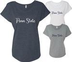 Penn State Women's Cute Script T-Shirt