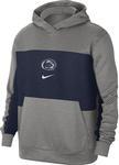 Penn State Nike Men's Basketball Spotlight Hooded Sweatshirt