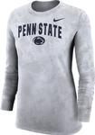 Penn State Nike Women's Tie-Dye Long Sleeve Shirt
