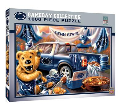 Masterpieces Puzzle Co. - Penn State Gameday Tailgate 1000 Piece Puzzle