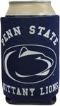 Penn State Heathered 12 Oz. Can Cooler NAVY