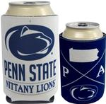Penn State Hipster 12 Oz Can Cooler NAVY