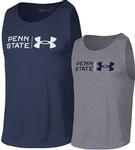 Penn State Under Armour Men's Tech Tank NAVY