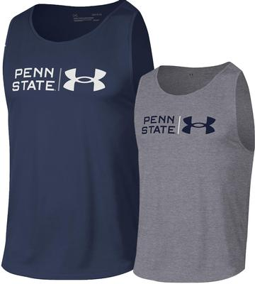 UNDER ARMOUR - Penn State Under Armour Men's Tech Tank