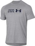 Penn State Under Armour Men's Tech T-shirt HTHR